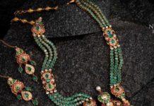 emerald haram set