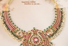 kundan necklace latest designs