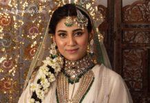 bridal polki jewelelry set