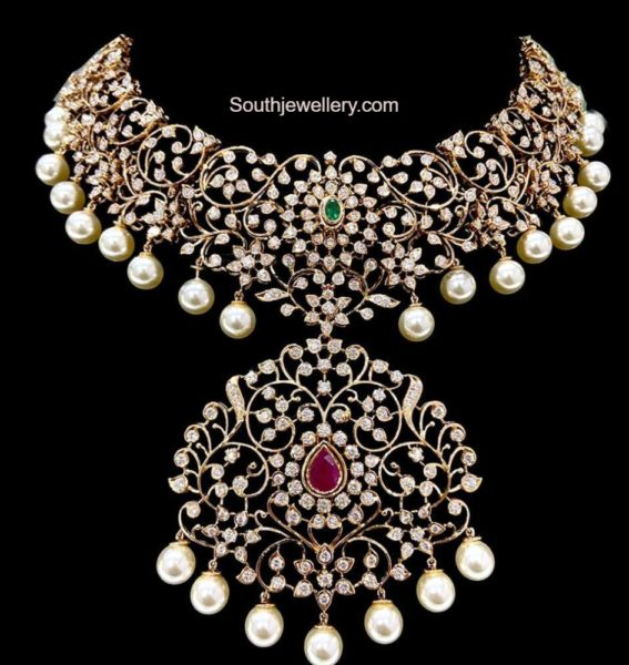 closed setting diamond necklace (9)