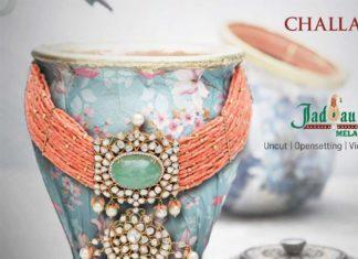 coral beads choker (1)