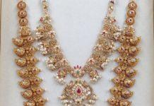 cz pachi necklace and mango haram