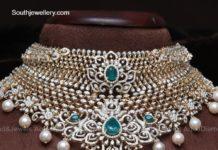 detachable diamond choker (2)