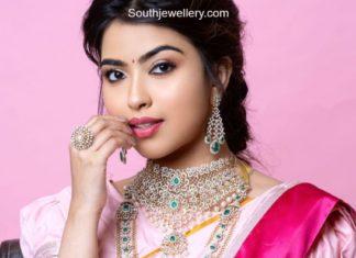 diamond emerald jewellery manjula jewels