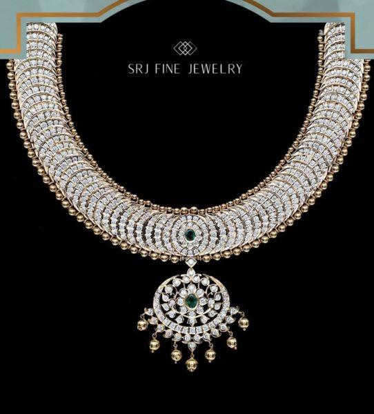 diamond tussi necklace