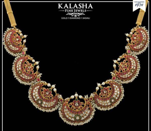 traditional kundan necklace (1)