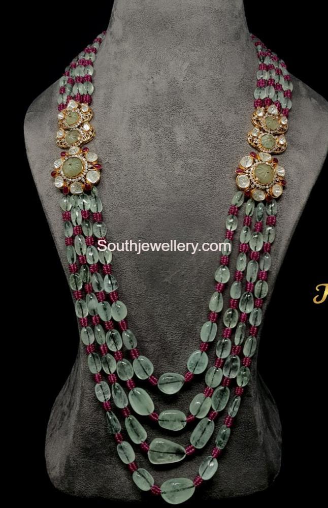 emerald beads haram kanodia