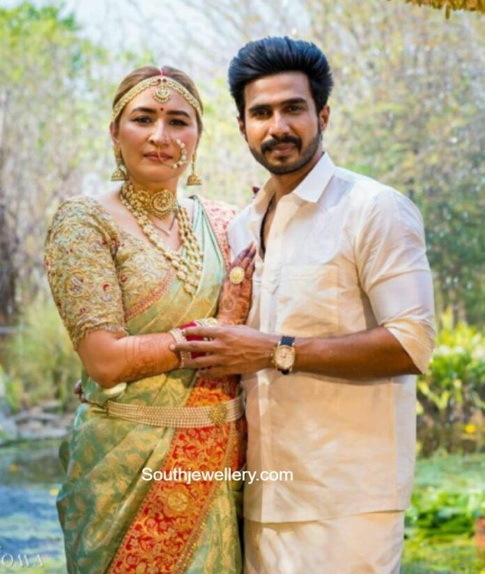 jwala gutta wedding jewellery (1)