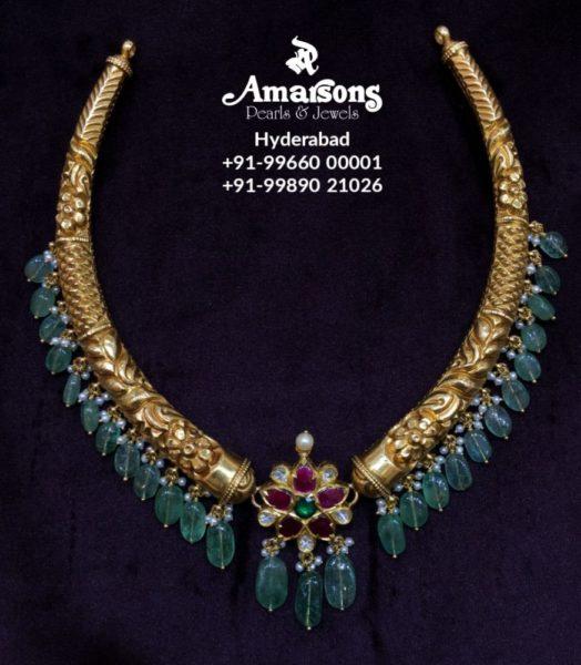 kante nakshi necklace (2)