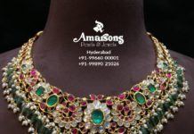 kundan bridal necklace