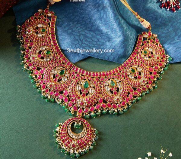 kundan necklace tibarumal