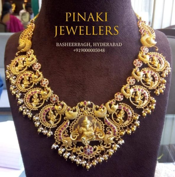 lord ganesh necklace