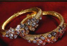 polki diamond bangles (2)