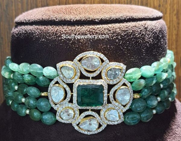 emerald beads choke rpinaki