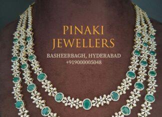 layered diamond and emerald haram (2)