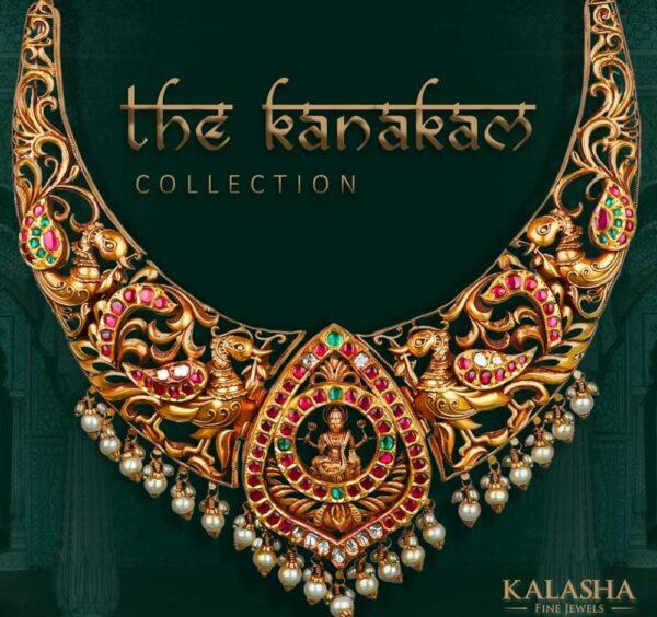 peacock kundan necklace (6)