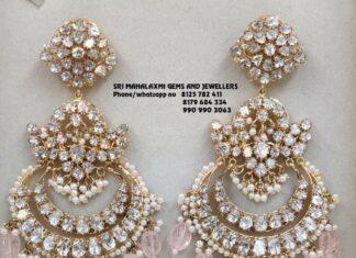 polki diamond chandbalis (6)