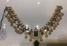 polki diamond necklace (3)