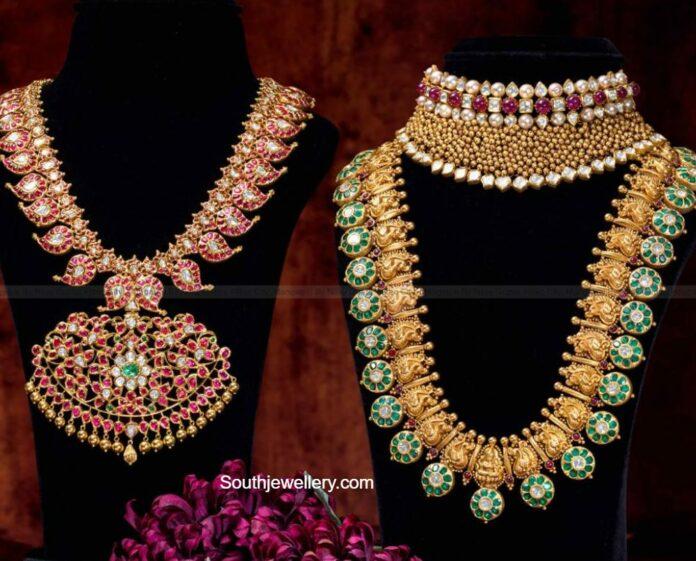 antique gold jewellery