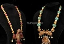beads necklaces with pendants