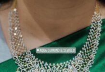 diamond ruby necklace