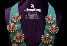 emerald beads haram amarsons
