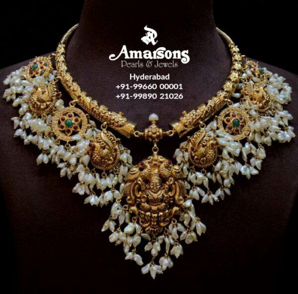 kante guttapusalu necklace