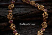antique gold haram (2)