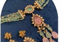 beads choker set
