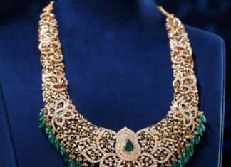 diamond bridal haram pmj