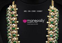 emerald polki haram manepally