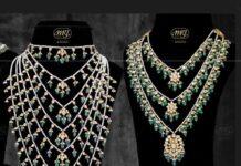 layered satlada necklace designs