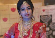 uncut diamond necklace haram and vaddanam set