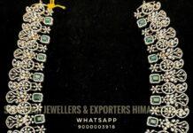 diamond and emerald necklace (5)