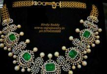 diamond emerald necklace (2)