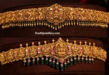 lakshmi nakshi vaddanam designs