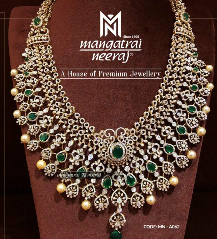 bridal diamond haram