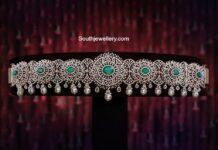 diamond emerald vaddanam
