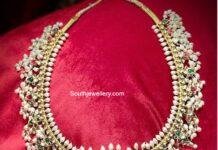 guttapusalu necklace kishandas