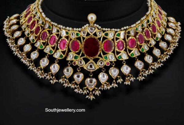 kundan necklace (6)