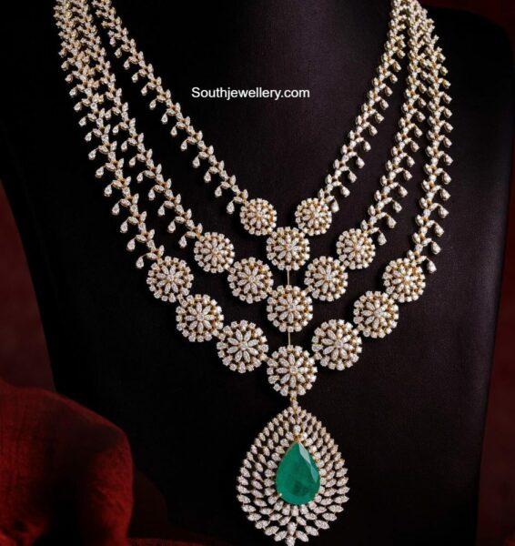 layered diamond haram