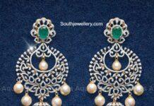diamond emerald chandbalis