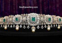 diamond emerald vaddanam (1)