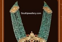 emerald beads haram mangatrai