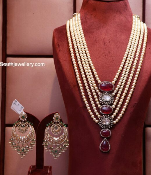 pearl haram designs latest indian