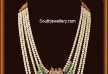 pearl layered haram