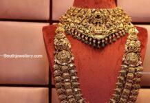 temple jewellery designs 2021